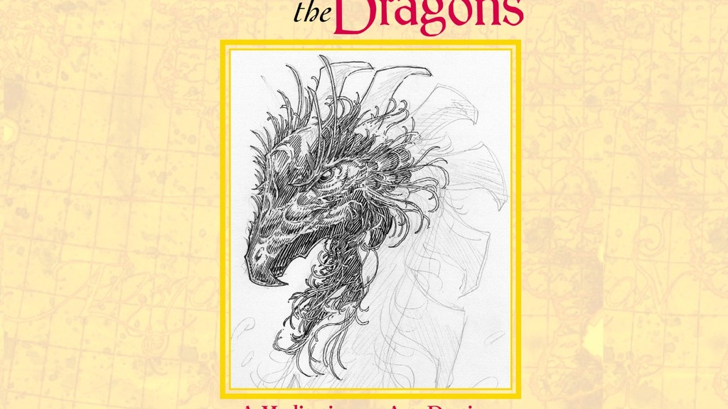 James A. Owen: The DRAWING OUT THE DRAGONS Project project video thumbnail