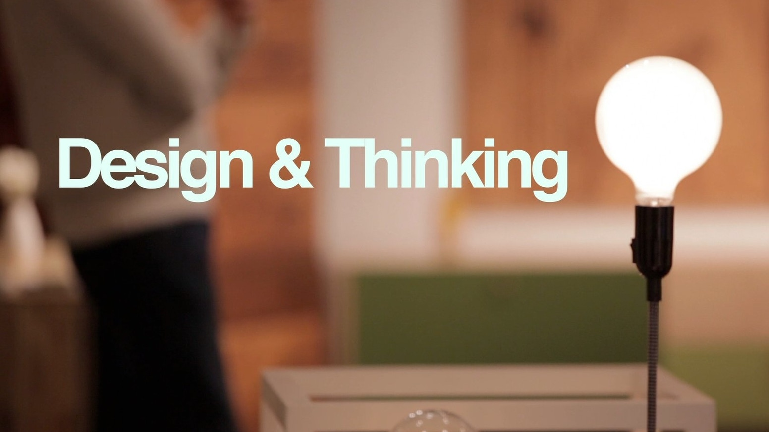 "A documentary exploring design thinking, a movement that tries to distinguish design as a ""surface"", from its thinking ""behind."""