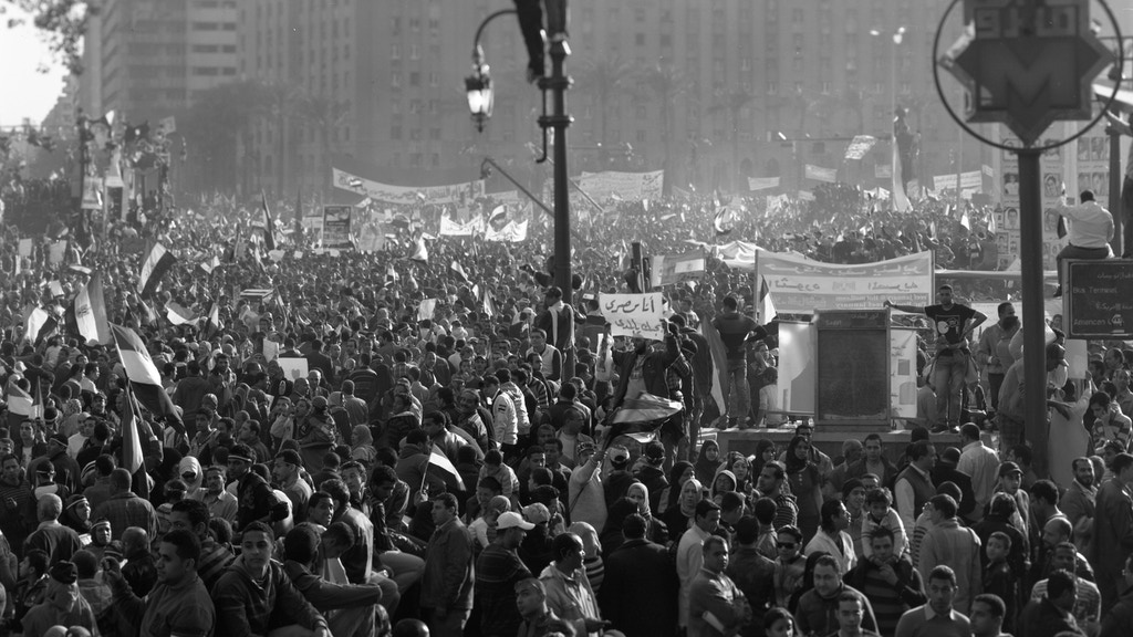 If: A Documentary Film of the Egyptian Revolution project video thumbnail