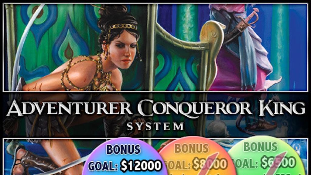 adventurer conqueror king pdf download