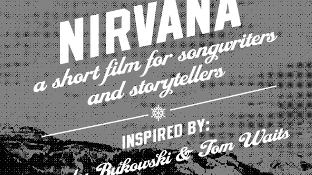 Nirvana: A short film for songwriters and storytellers project video thumbnail
