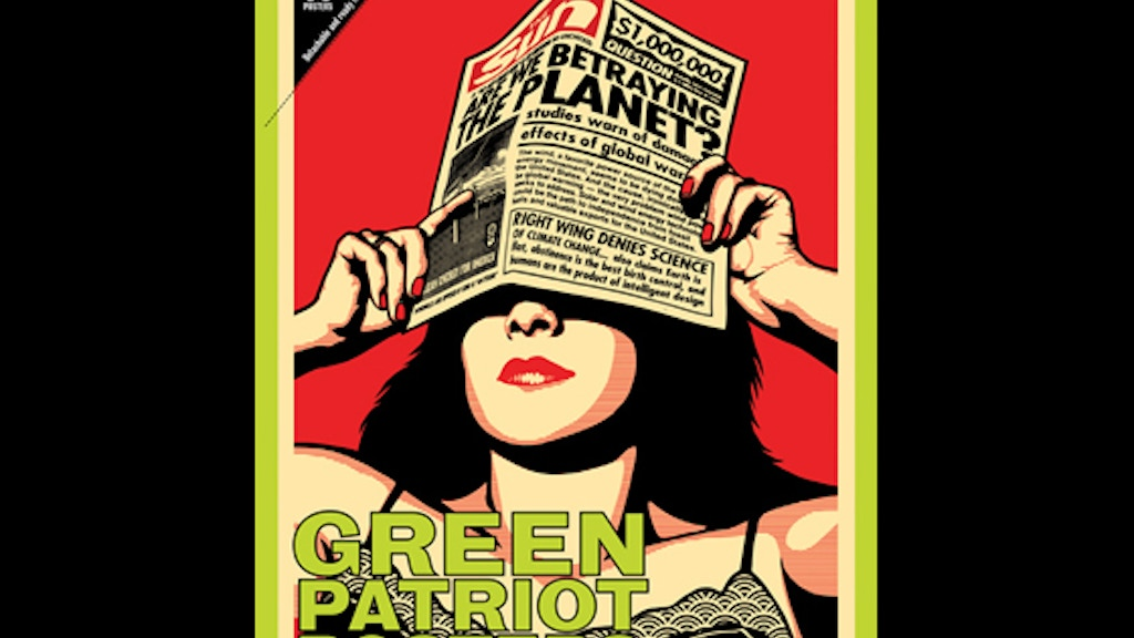 Green Patriot Posters (Project Green/NOMAD Films) project video thumbnail