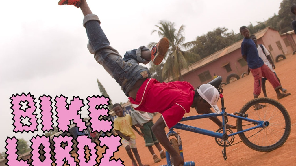 Bikelordz: Accra, Ghana BMX bike culture movie project video thumbnail