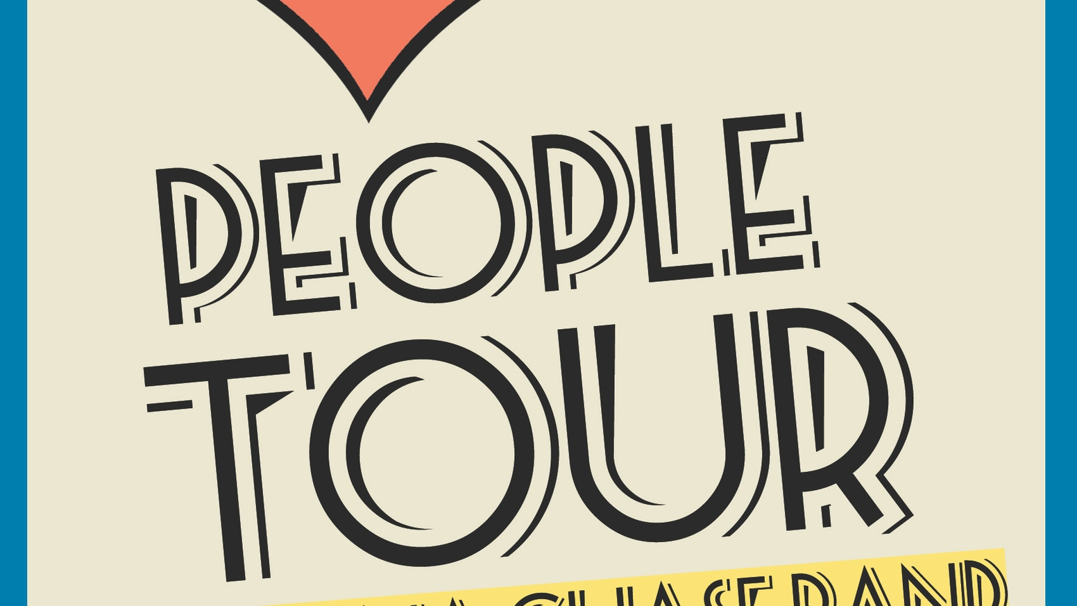 put the i heart people tour on the road by johanna chase kickstarter