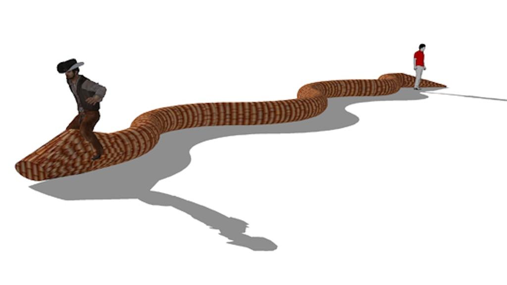 Titanoboa: 50ft Electromechanical Serpent project video thumbnail
