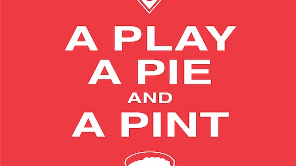 British pub theatre in Philly: 'a Play, a Pie and a Pint' project video thumbnail