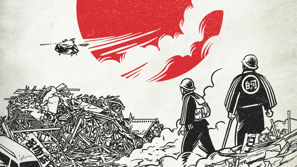 Aftershock: Artists Respond to Disaster in Japan project video thumbnail