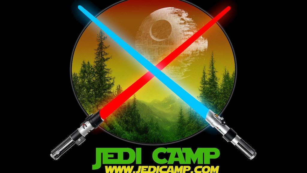 Jedi Camp project video thumbnail