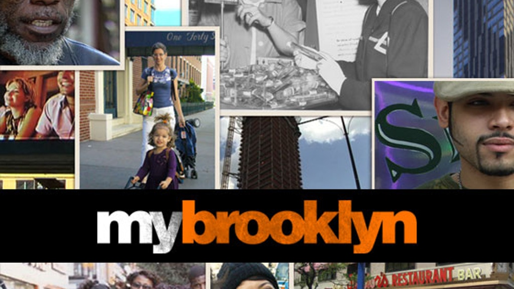 My Brooklyn project video thumbnail