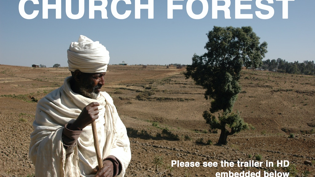 CHURCH FOREST: The Green Necklaces of Ethiopia project video thumbnail