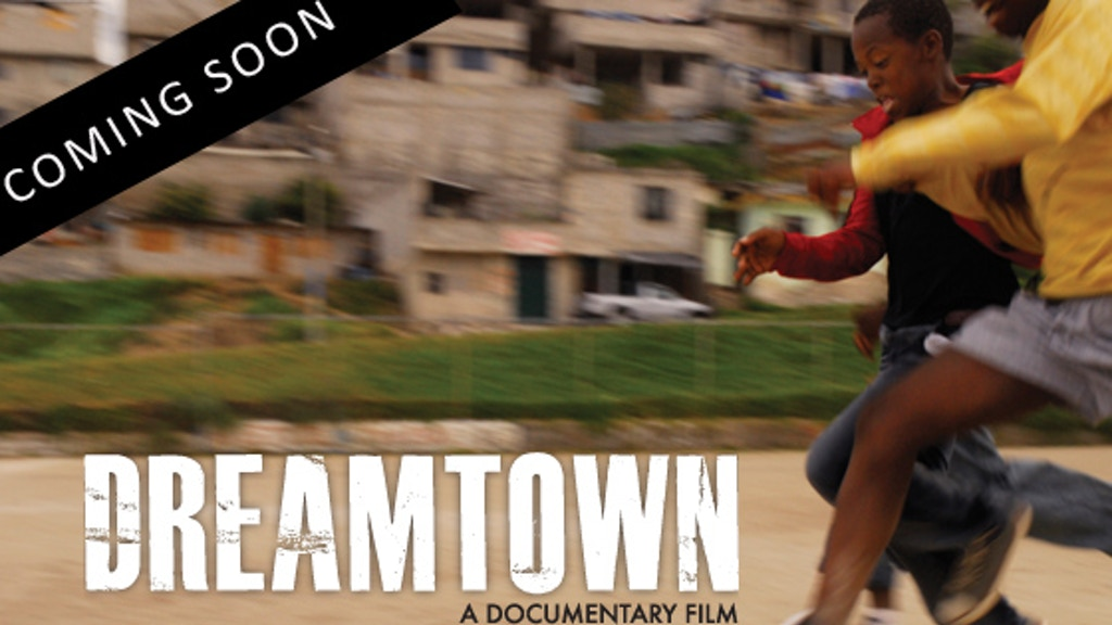 DreamTown project video thumbnail