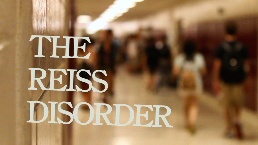 The Reiss Disorder - Feature Film project video thumbnail