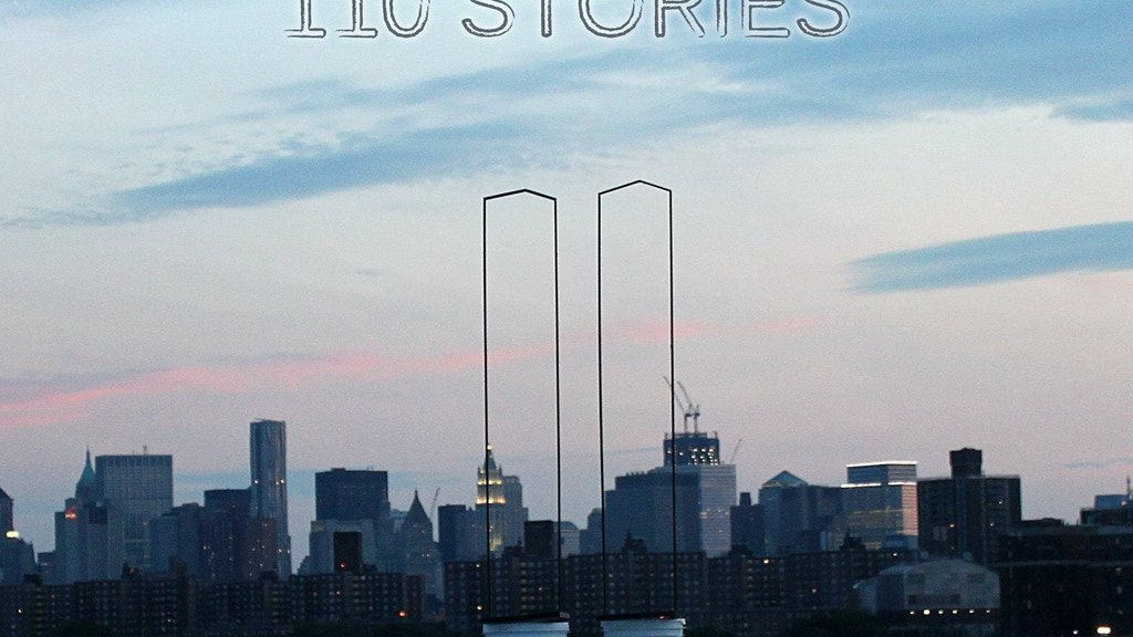 110 Stories: Augmented Reality Twin Towers iPhone App project video thumbnail