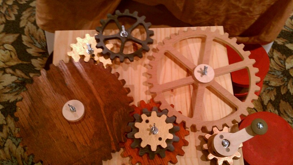 The Gearologist and the Gear Lab go to Maker Faire project video thumbnail