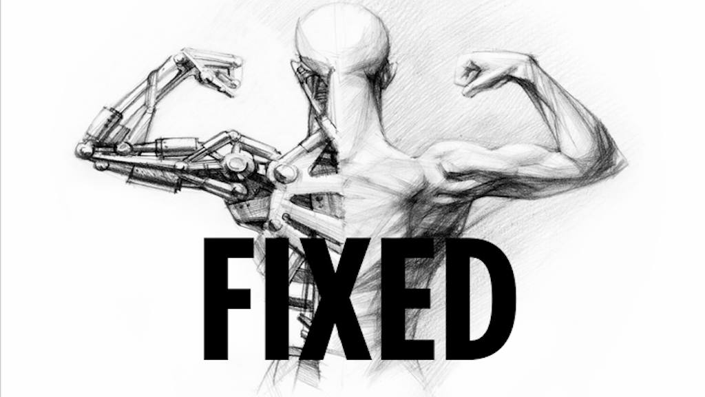FIXED: The Science/Fiction of Human Enhancement documentary project video thumbnail