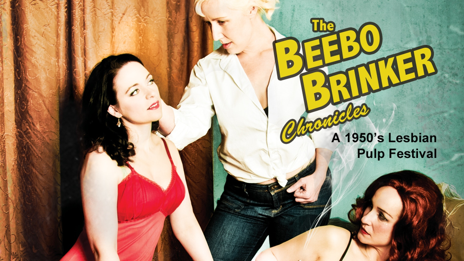 THE BEEBO BRINKER CHRONICLES: A 1950s Lesbian Pulp Festival!