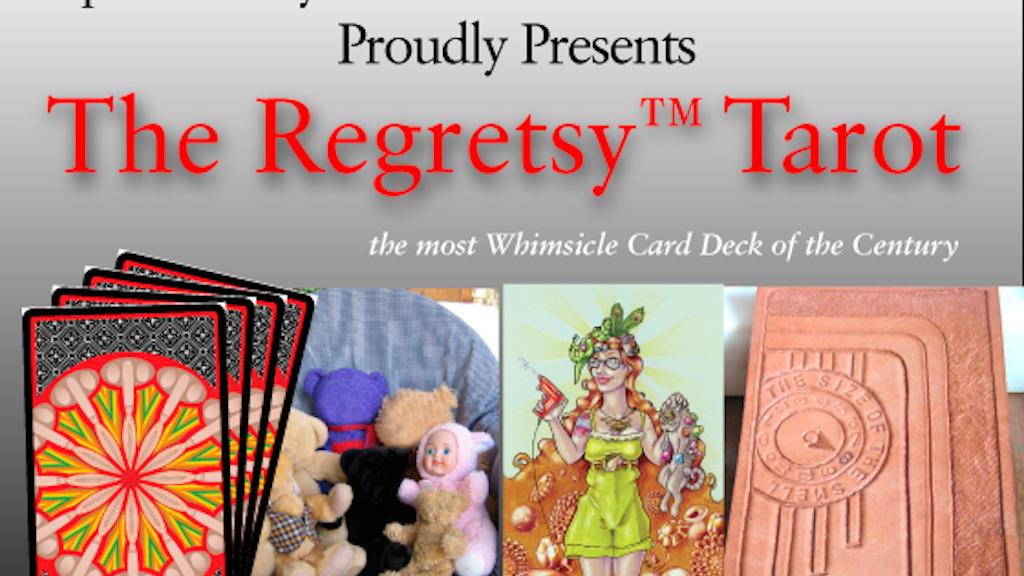 The Regretsy™ Tarot Project project video thumbnail