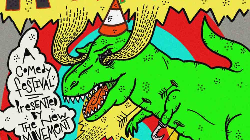 Hell Yes Fest: A New Orleans Comedy Festival project video thumbnail