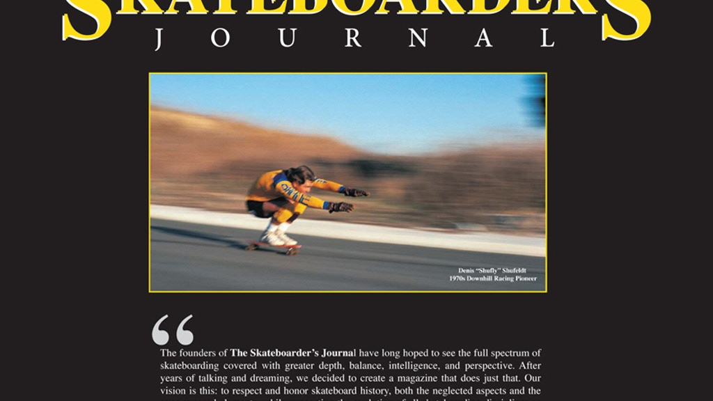 Be a founder of The Skateboarder's Journal Magazine project video thumbnail