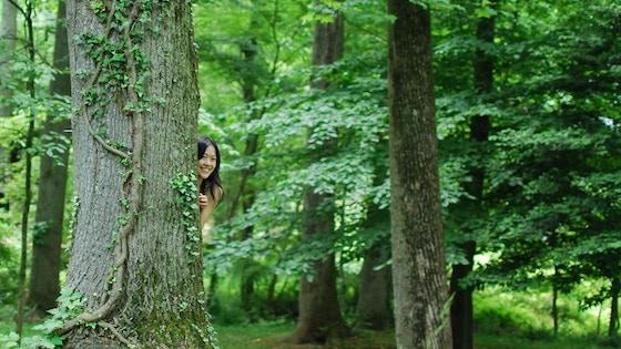 "Yoko K. 2nd album ""heaven's library"" / organic electronica project video thumbnail"