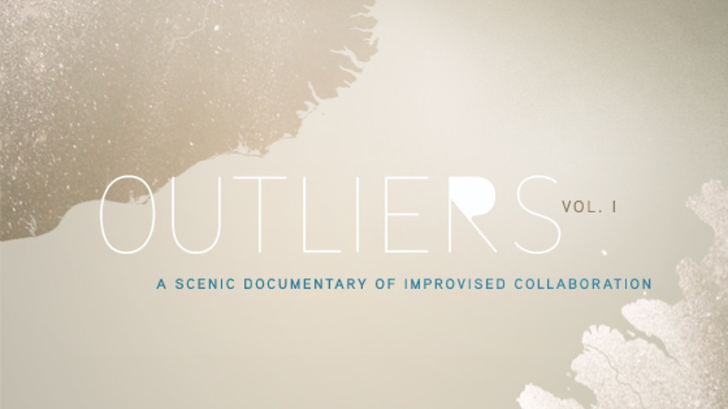 Outliers, Vol. I: Iceland project video thumbnail