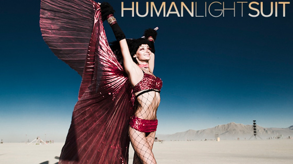 the Human Light Suit: BRC2011 project video thumbnail