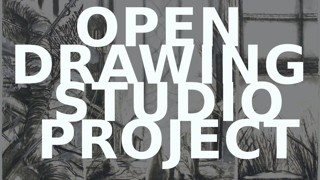 Open Drawing Studio Project project video thumbnail