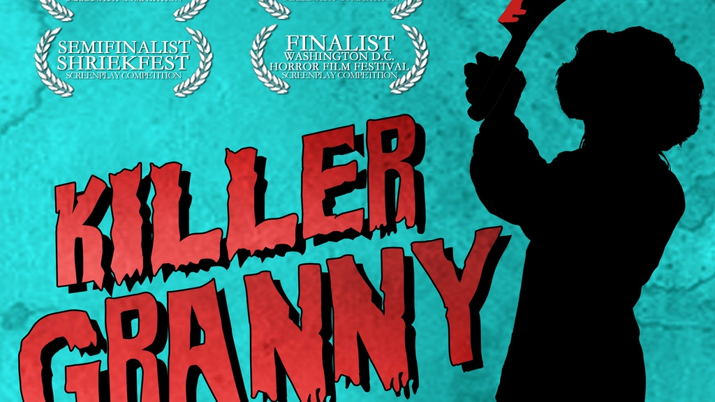 KILLER GRANNY: based on our award-winning script project video thumbnail
