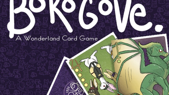 Borogove - A Wonderland Card Game! project video thumbnail