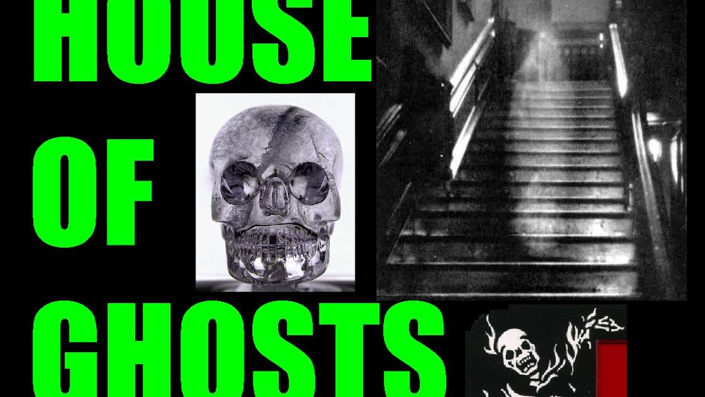House of Ghosts - A Retro Scifi Horror Film - zombie project video thumbnail