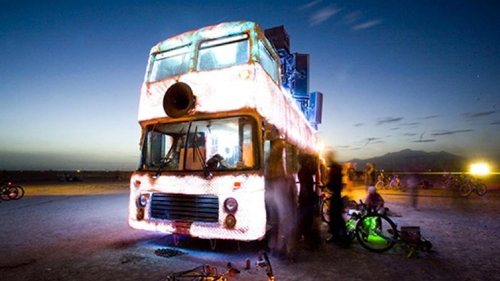 "Shagadelica - The ""Glow Fur"" Desert Ship project video thumbnail"