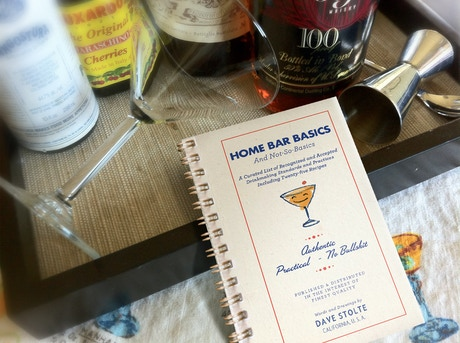 home bar basics and not so basics by dave stolte kickstarter. Black Bedroom Furniture Sets. Home Design Ideas