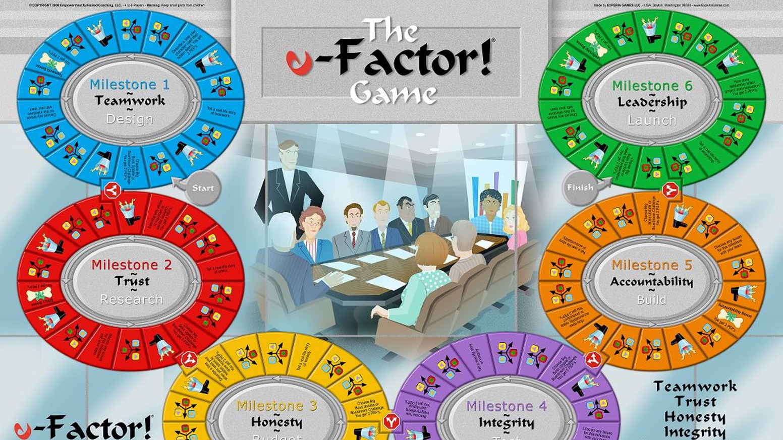 fun games to play at work