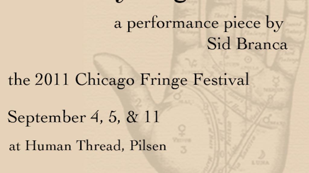 Chicago Fringe Festival 2011 Design Competition | Chicago