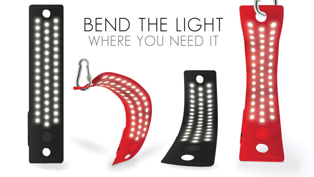 45 LED Packlight - Lets You Bend Light Where You Need It project video thumbnail