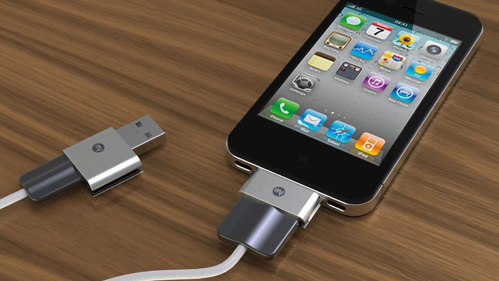MySaver: protection for your iPad, iPhone, and iPod cables project video thumbnail