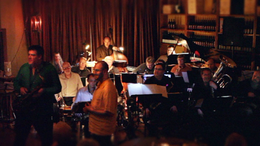 The Music of Ezra Weiss Recorded by the Rob Scheps Big Band project video thumbnail
