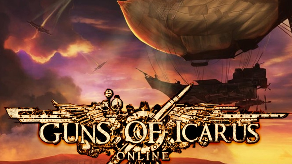 Guns of Icarus Online project video thumbnail