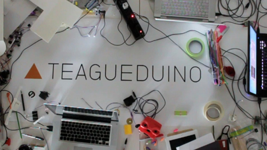 Teagueduino: Learn to Make project video thumbnail