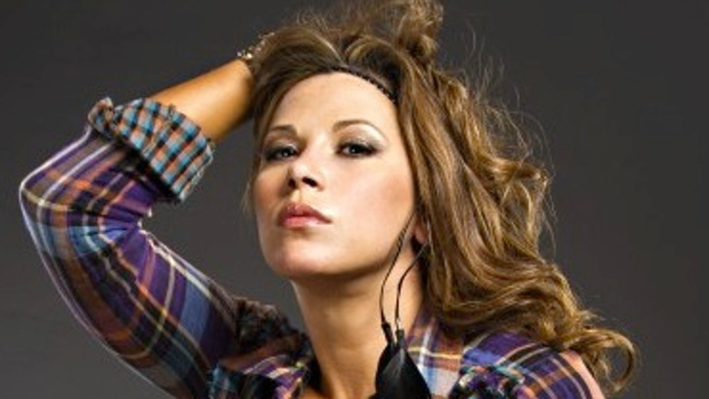 Mickie James is making a new record... project video thumbnail