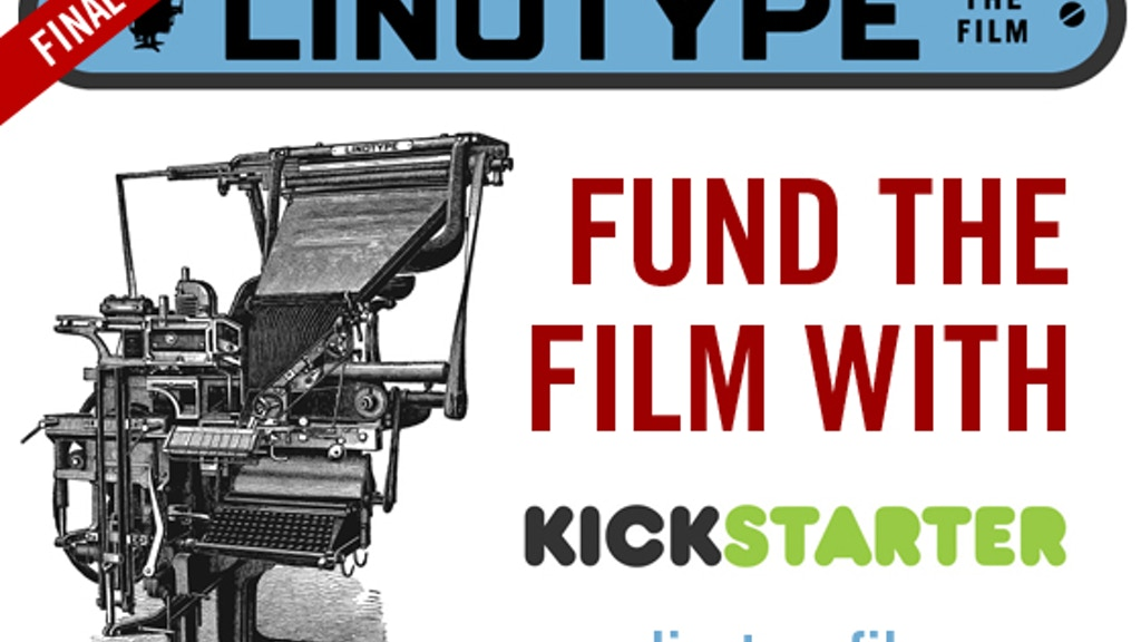 Linotype: The Film - Final Push project video thumbnail