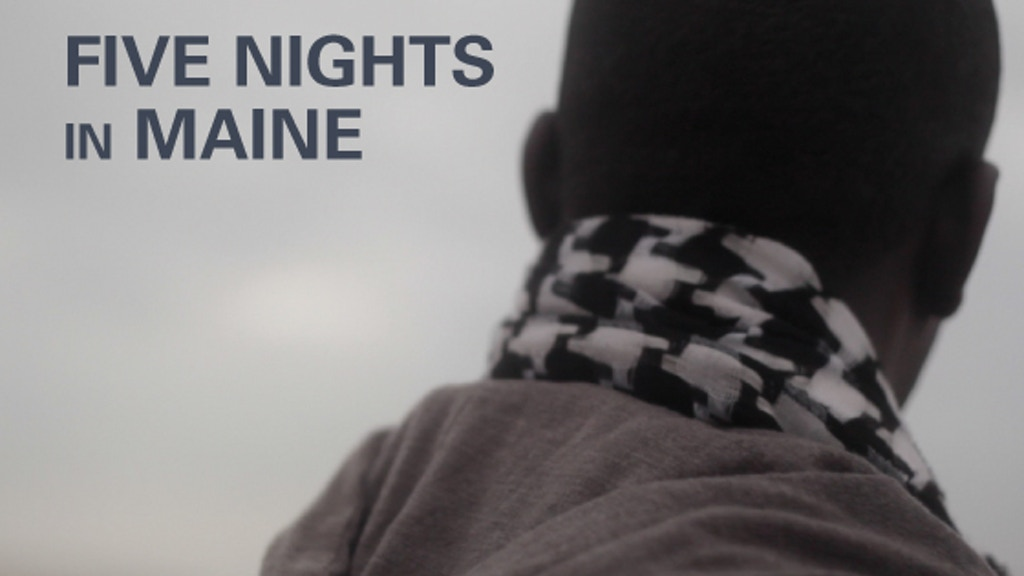 FIVE NIGHTS IN MAINE  – an independent film by Maris Curran project video thumbnail