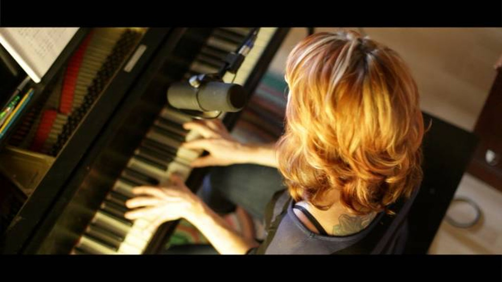 "Natalie Lovejoy's third album ""Hiding in the Light"" project video thumbnail"