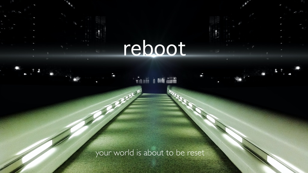 Reboot project video thumbnail