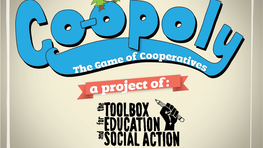Co-opoly: The Game of Cooperatives project video thumbnail