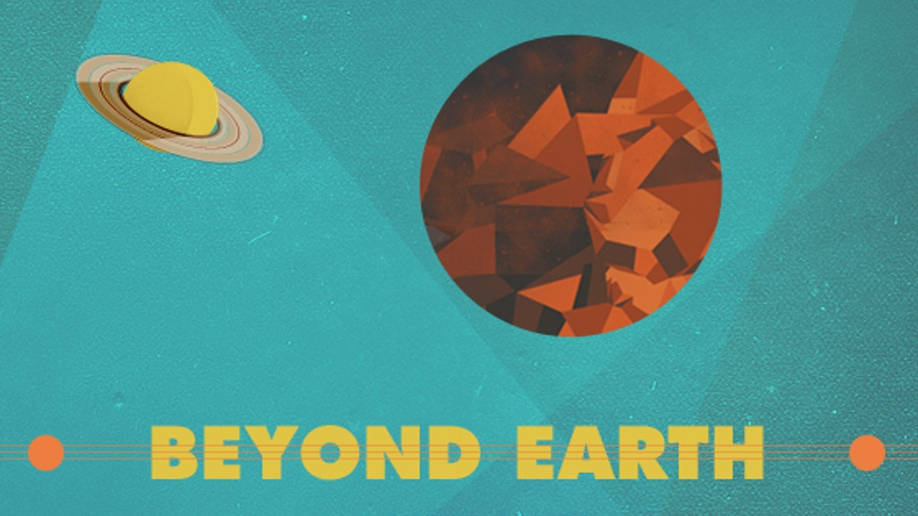 Beyond Earth: A Poster Series project video thumbnail