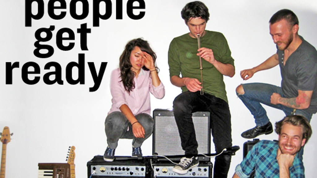 People Get Ready...  Make an Album! project video thumbnail