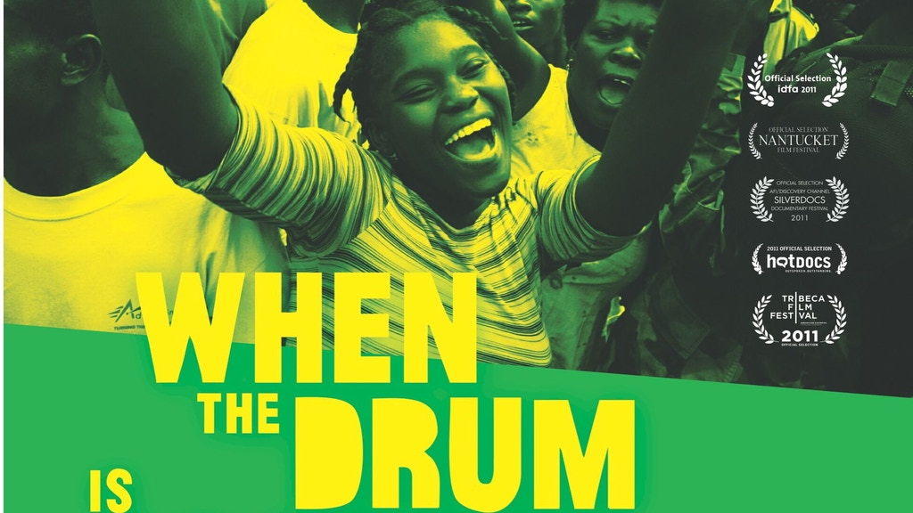 Help put When the Drum is Beating in Theaters and on TV project video thumbnail