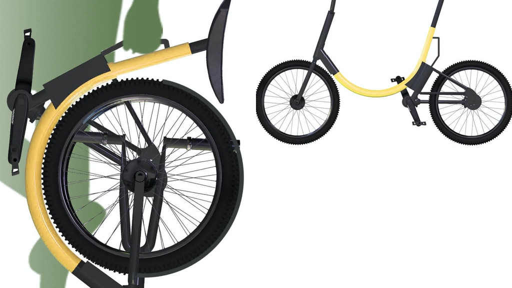Folding Electric Bike for Commuters project video thumbnail