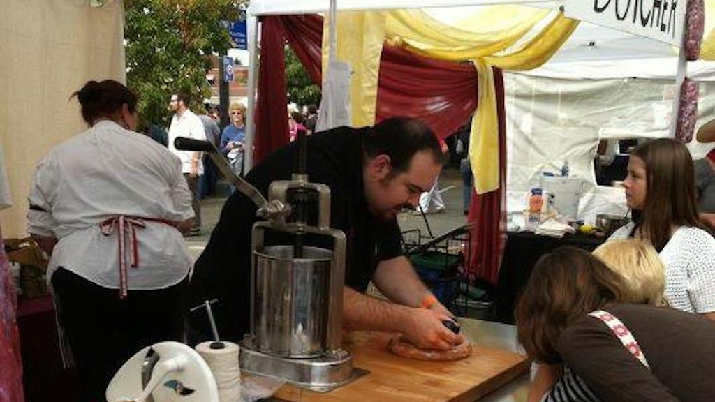 Testa Duro Salumi, CSA to butcher shop project video thumbnail